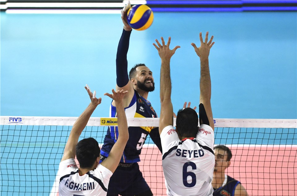 Osmany Juantorena and Ivan Zaytsev out for Italy in Week 3 of VNL