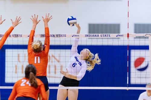 Former Indiana State OH Lindsey Wilkins Headed to Eastern Kentucky