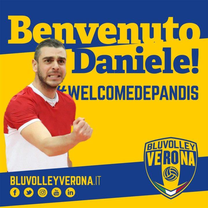 De Pandis And Alletti Bring Defensive Power To BluVolley Verona