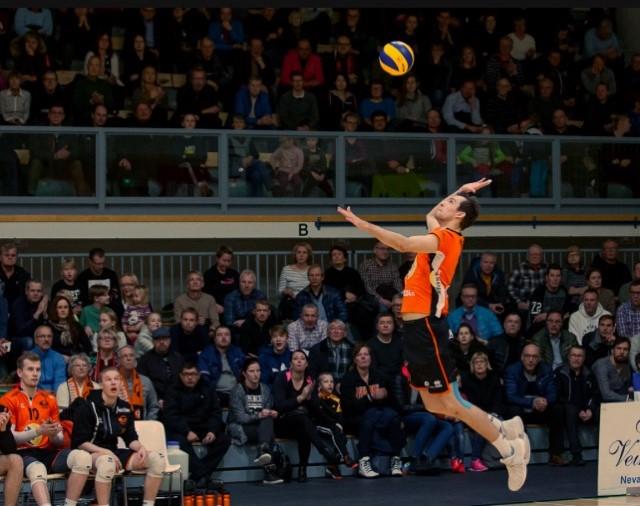 Scott Fifer Signs With Volley Schönenwerd in Switzerland