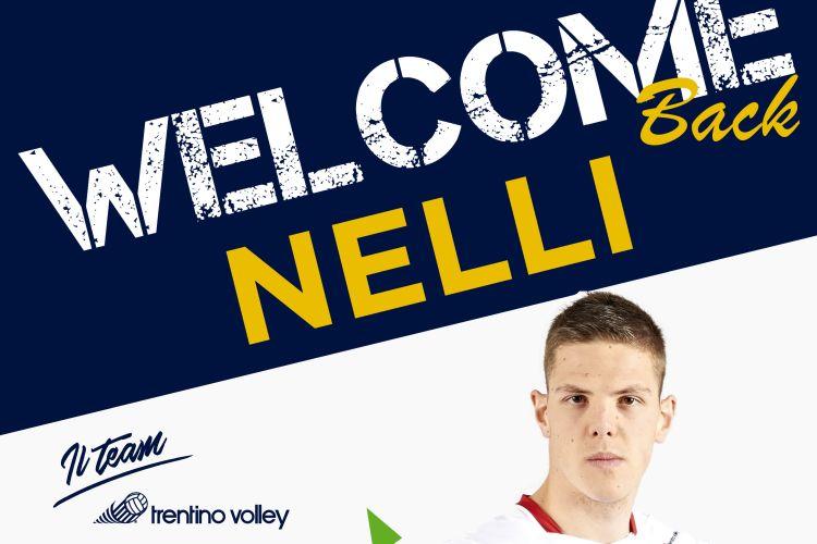 Italian National Teamer Gabriele Nelli Returns To Diatec Trentino