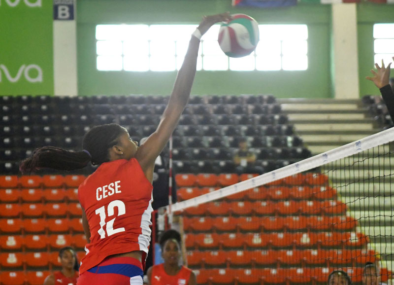 Colombia Edges Puerto Rico for Fifth Place; Cese Leads Cuba to Seventh