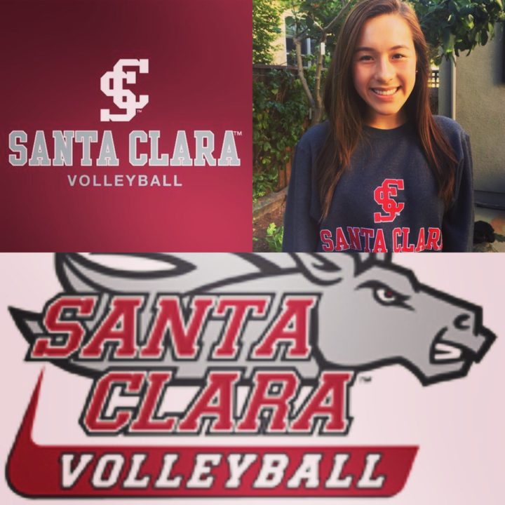 Class of 2020 DS/L Annabella Pirrotta Commits to Santa Clara