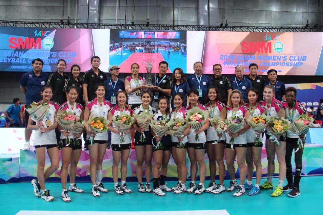Supeme Chonburi Wins Asian Club Championships