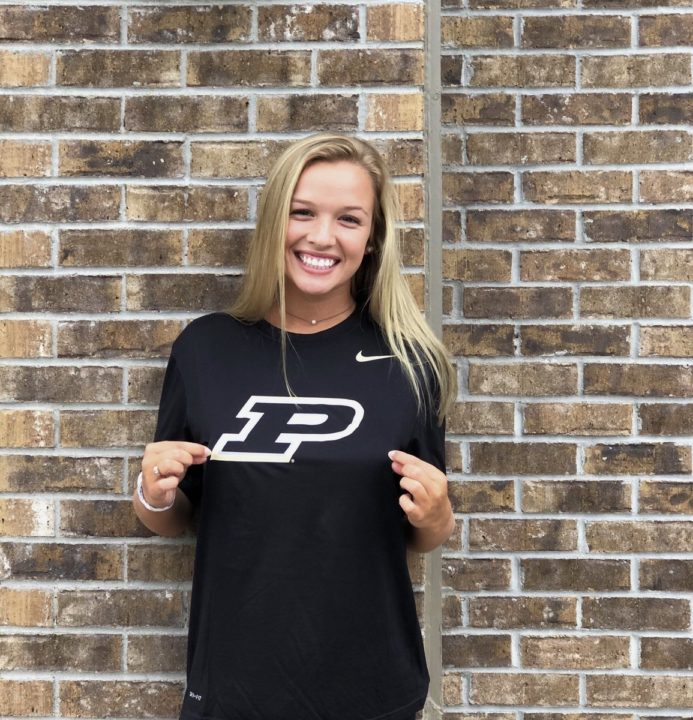 Purdue Lands Commitment From 2019 DS/L Ava Torrance