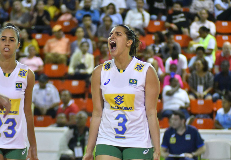 Brazil Rallies from Down 2-0 to Top Columbia, Mexico Sweeps Argentina