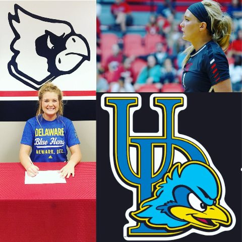 Delaware Brings On Mineral Area College Transfer Cailey Bracken