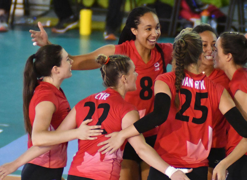 Canada, Dominican Republic Post Pan Am Cup Sweeps, Sit 2-0 Atop Pool A