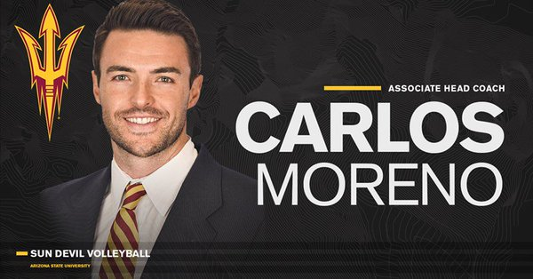 Arizona State Elevates Moreno to Associate Head Coach