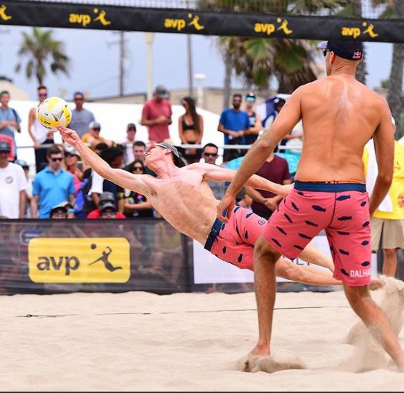 A Look Back at AVP Hermosa Beach's Last Minute Pairings