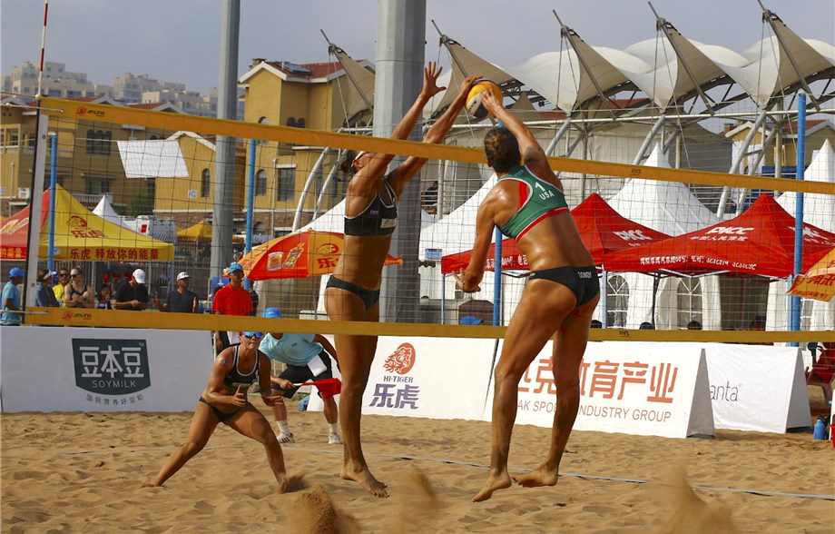 USA Dominating Haiyang Open with Five Pool Titles