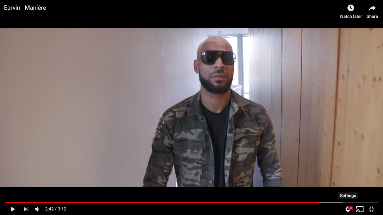Volleyball Superstar Earvin Ngapeth Drops a Rap Video