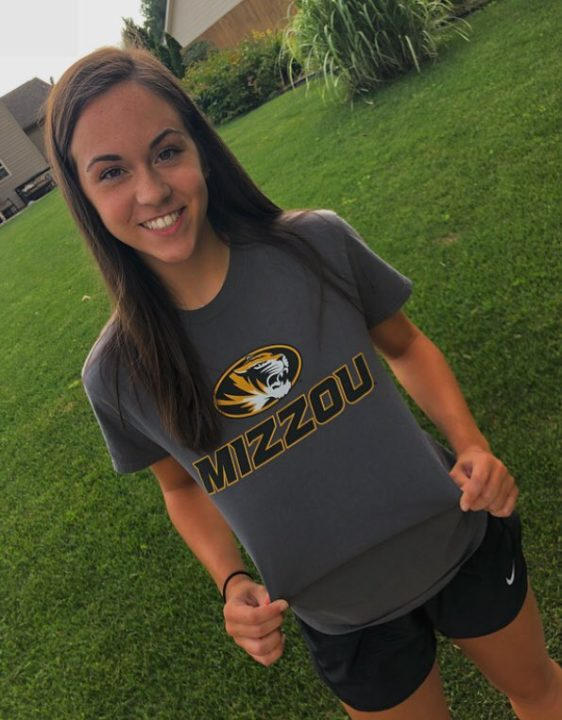 Emily Brown, Class of 2020 DS/L, Commits to Missouri