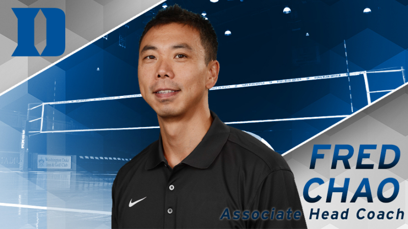 Chao Promoted to Associate Head Coach at Duke