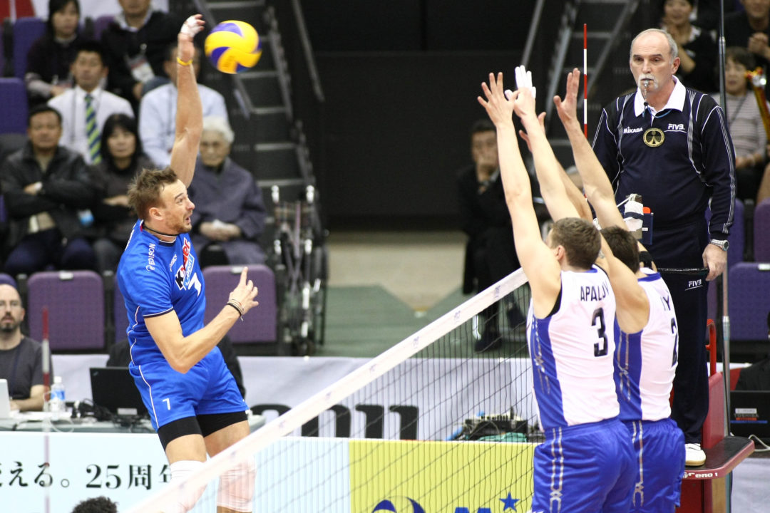 Italian Olympian Michal Lasko Signs With Roma Volley