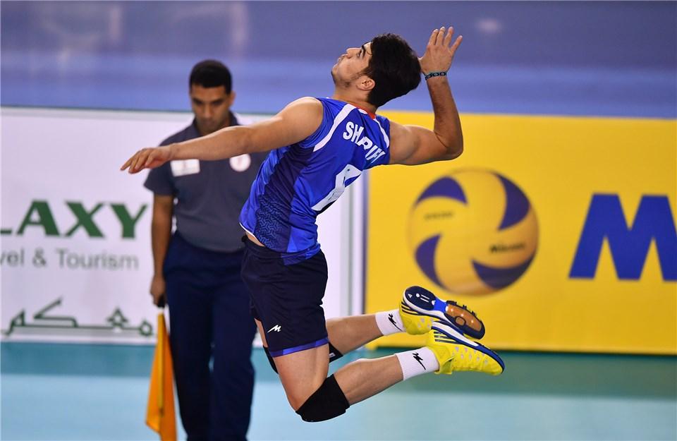 Italy's Verona Signs Iran's 19-Year-Old Prospect Morteza Sharifi
