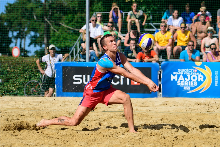 "Croatia's Soccer World Cup Hero Is Also A Beach Volleyball ""Star"""