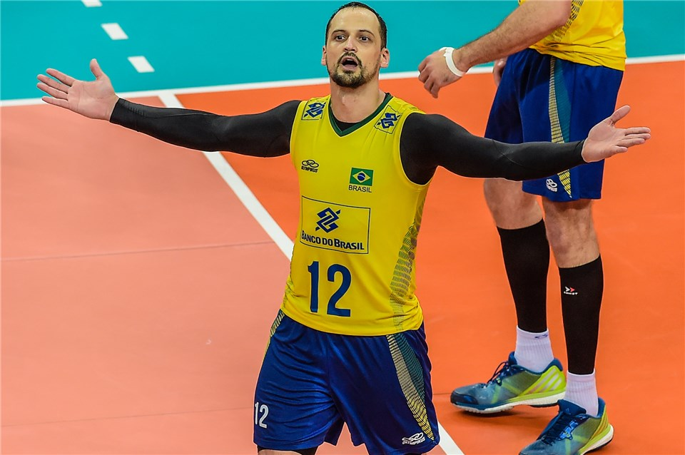 Brazil's Lipe Announces Retirement From The Team After WCH Silver
