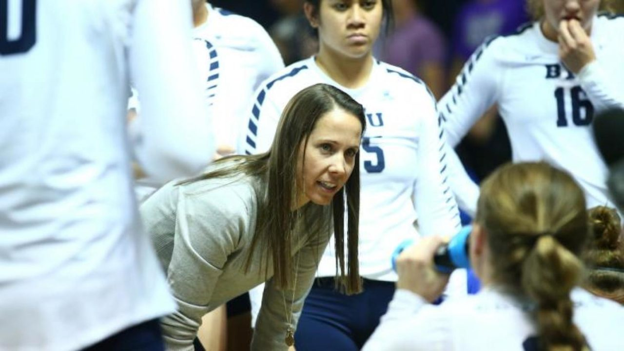 Q&A Previewing the Season With BYU Women's Head Coach Heather Olmstead
