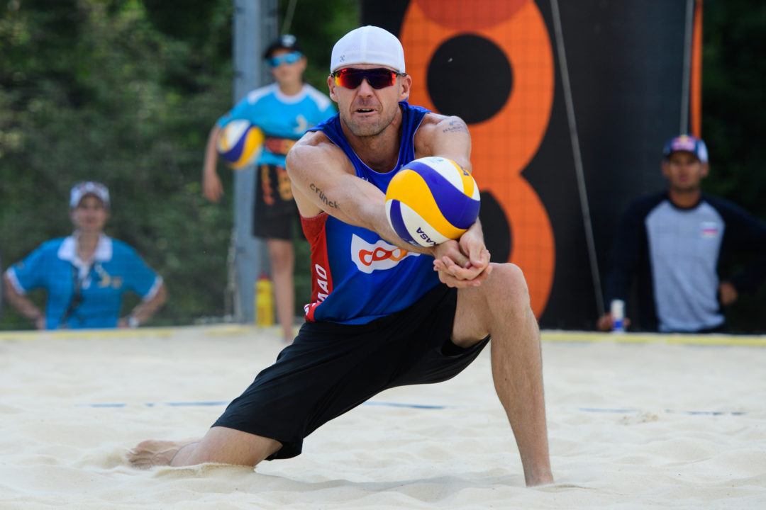 Italy, Norway, Spain, USA's Crabb/Gibb are Gstaad Final Four