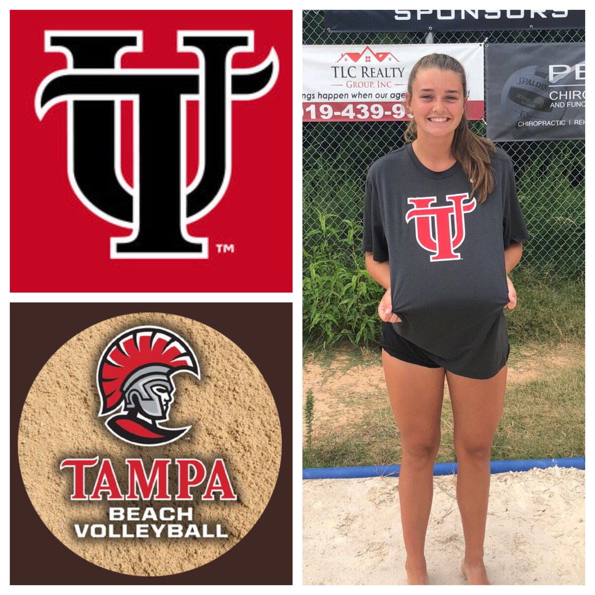 Tampa Beach Lands 2019 Commit Jenna Magner