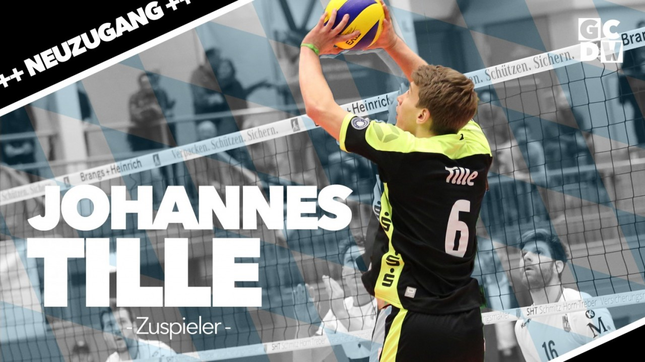 TSV Herrsching Signs Younger Tille Brother Johannes as New Setter