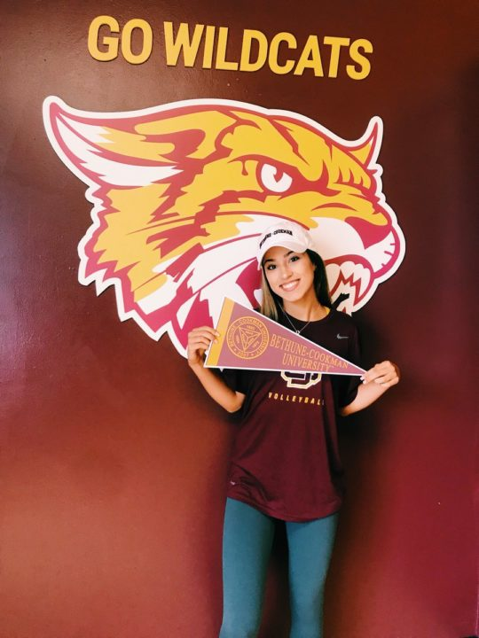 Julie Piedra, Class of 2019 DS/L, Commits to Bethune-Cookman