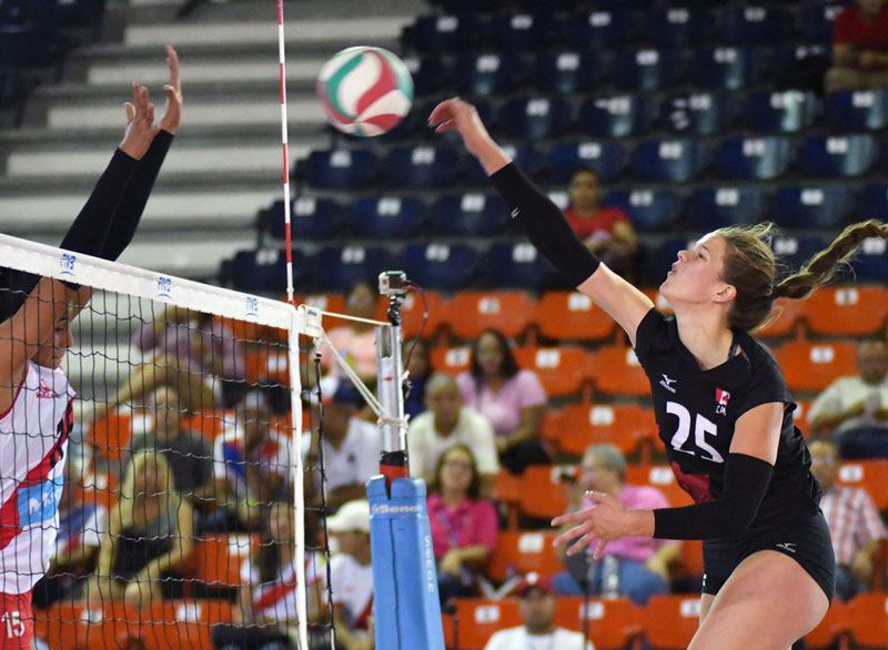 Canada, Dominican Republic Start Pan American Cup with Sweeps