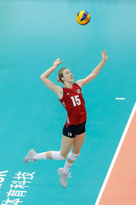 USA Comes Back vs. Turkey Again to Win #VNL in 5; China Downs Brazil for Bronze