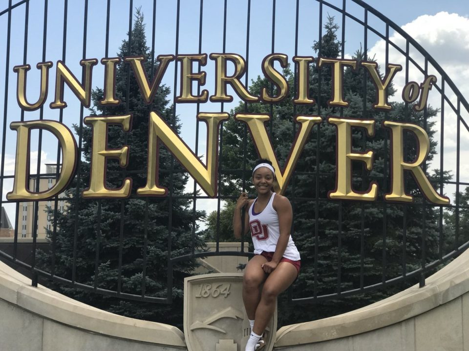 Class of 2019 DS/L KyIra Porch Commits to Denver