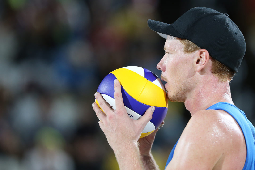German Beach Olympian Markus Bockermann Announces Retirement