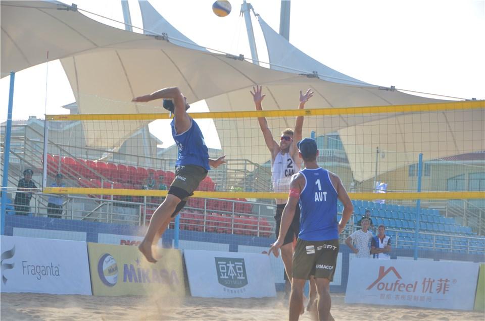 Upsets Highlight Men's Round 1 at Haiyang Three Star