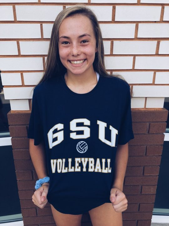 Georgia Southern Lands Verbal From 2019 DS/L Meredith Eckard