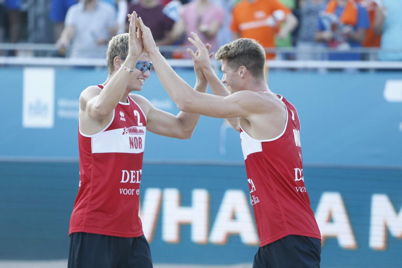 Streaking Norwegians Mol/Sorum Lead FIVB World Tour Final ...