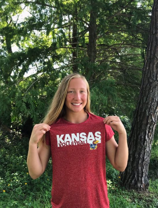 Kansas Garners Commitment From 2020 S/DS/L Molly Schultz