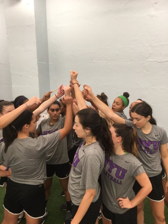 NYU Hires Saint Peters Alumna Colombo as Assistant