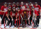 NCAA Champions Nebraska, UCLA Honored as AVCA Team Academic Winners