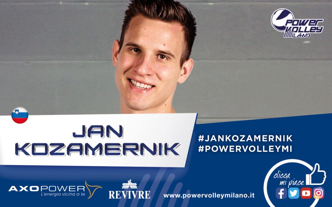 Milano Signs Promising Slovenian Youngster Jan Kozamernik