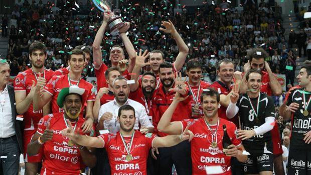 Financial Problems Force Piacenza to Play in Serie A2 Next Year