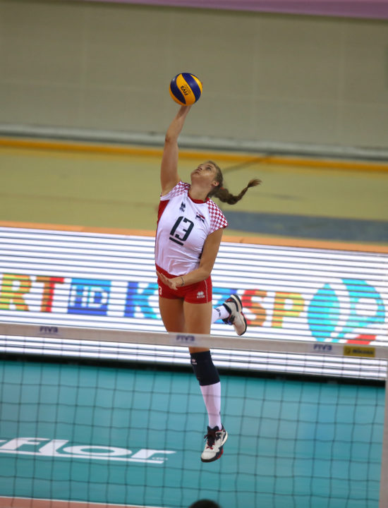 Mediterranean Games Women's Volleyball: Croatia Defeats Greece for 1st
