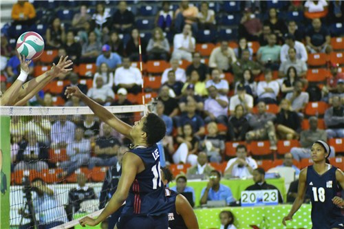 USA Sweeps Puerto Rico for Pan Am Cup Pool B Title, Cuba Wins 3-0