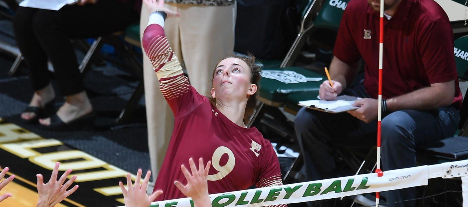 U.S. Collegians Sydney Busa, Lydia DeWeese Go Pro in Finland