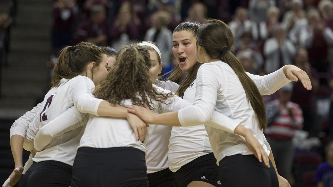 Kuhn Era Begins at Texas A&M with 30 Match Slate