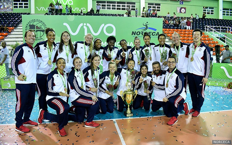 USA Rallies Past Dominican Republic for Pan Am Cup Gold