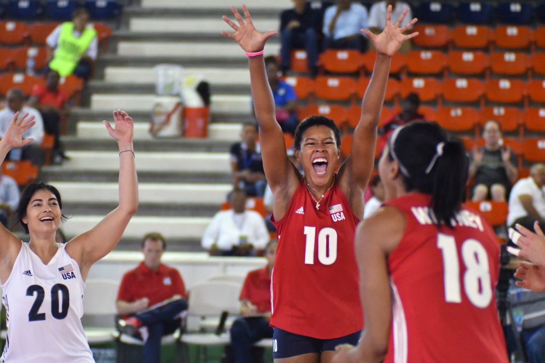USA Follow Lee, Abukusumo-Whitney to Win over T&T, Puerto Rico Sweeps