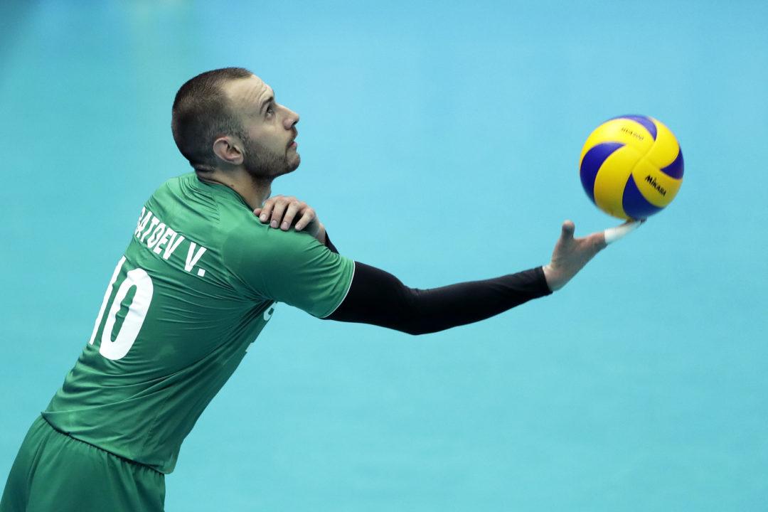 Bulgarian Setter Georgi Bratoev Ruled Out of World Championships