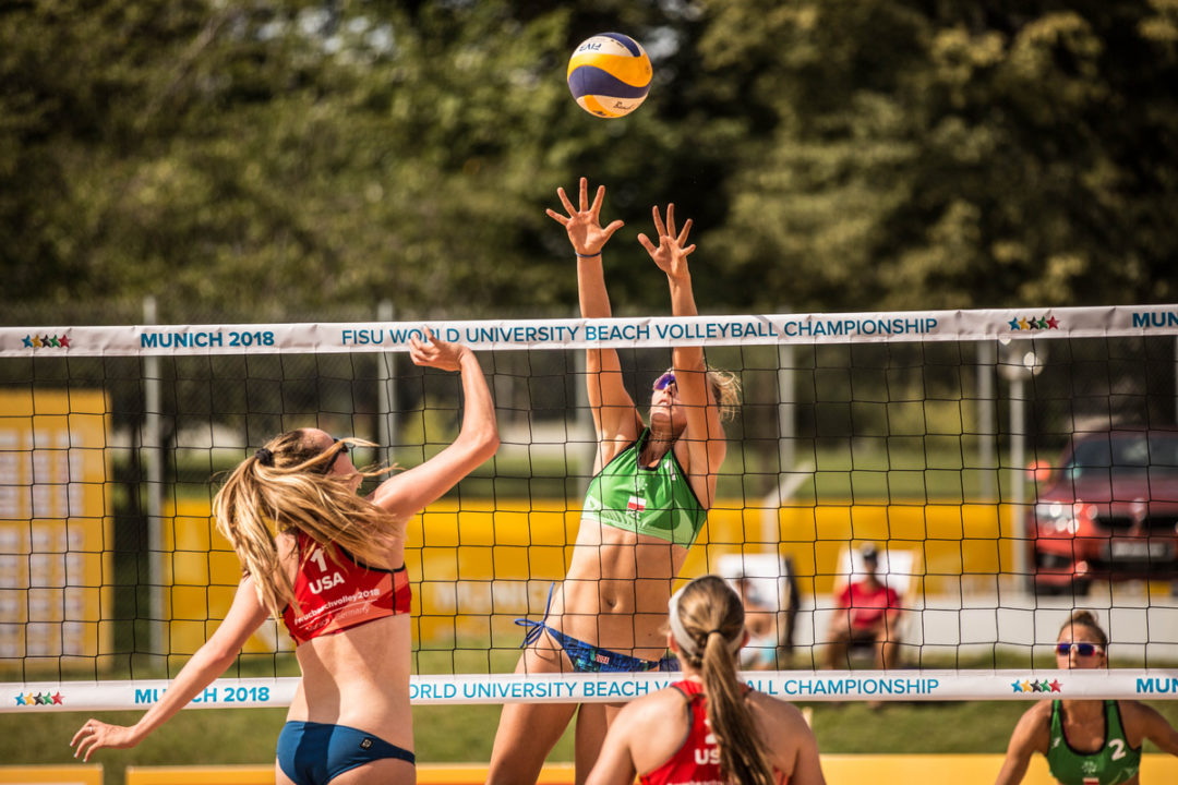 Coppola/Nuss, Sonny/Van Winden, McNamaras Go 2-0 on WUC Day 1