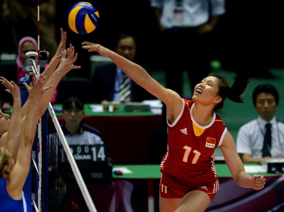 3-Time Olympian Xu Yunli Returns to Chinese National Team Training