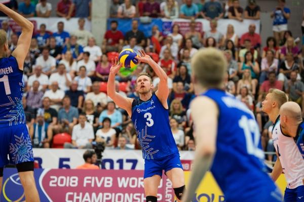 Perugia's Tommi Siirilä Headlines Finland's Men's WCH Roster