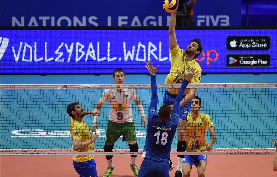 #VNL Final Six Scenarios for July 6, 2018: One Last Spot